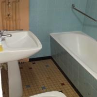 Tranformation de salle de bain
