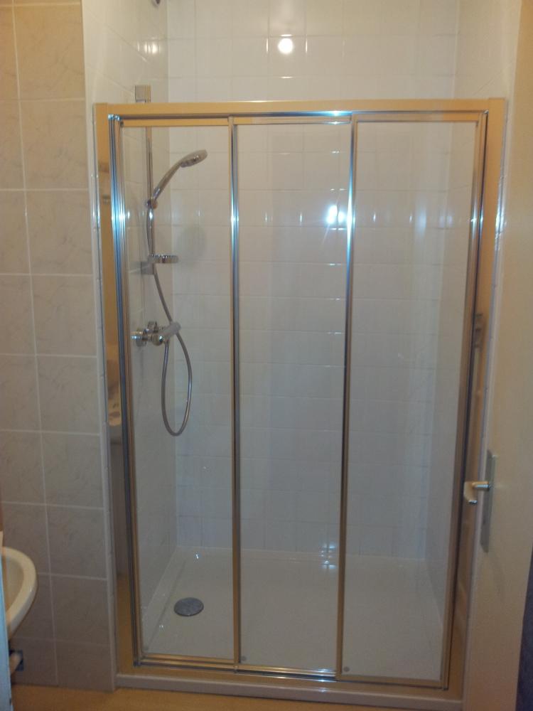 Transformation d'une salle de bain - après travaux