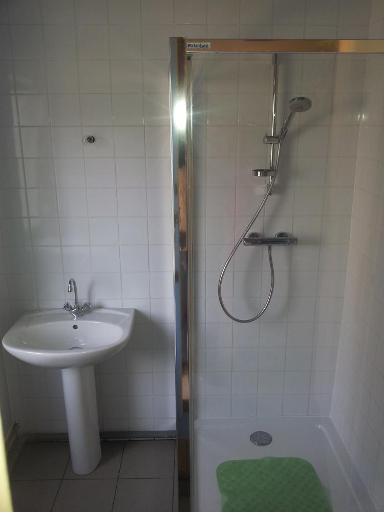Transformation d 39 une salle de bain salle de bain for Transformation salle de bain