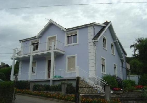 Réfection façade + toiture - après travaux