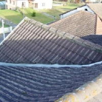 Réfection façade + toiture